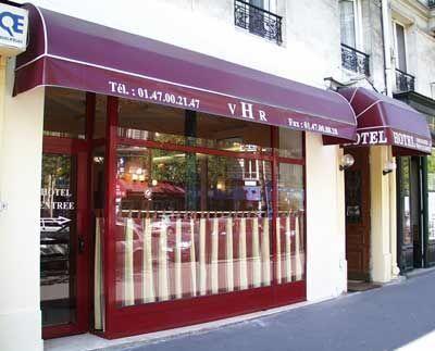 Hotel Voltaire Republique1